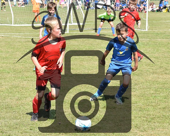 Wells City Blues v Bridport U9's00054