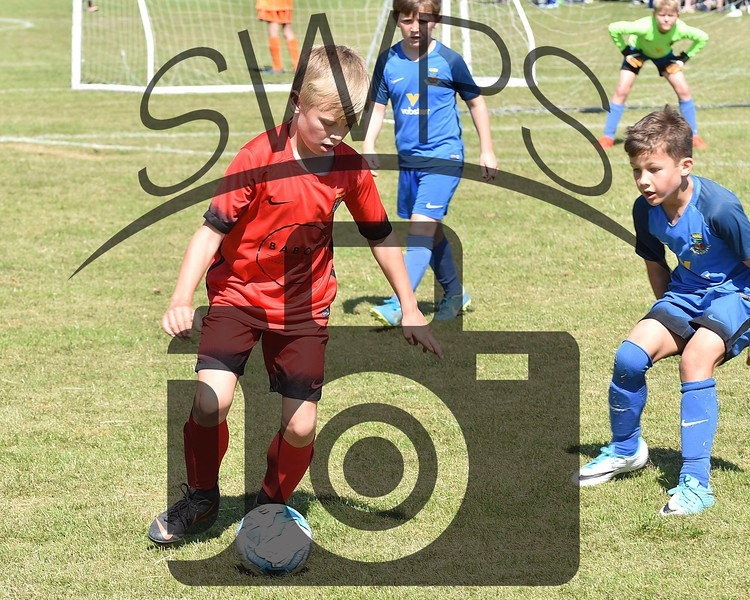 Wells City Blues v Bridport U9's00053