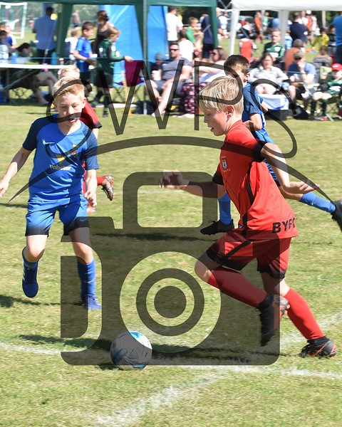 Wells City Blues v Bridport U9's00056