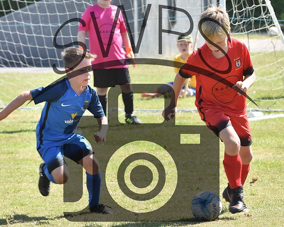 Wells City Blues v Bridport U9's00040