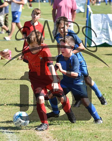 Wells City Blues v Bridport U9's00050