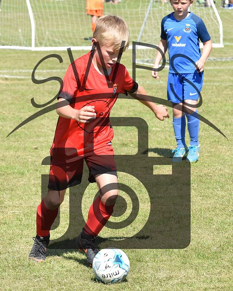 Wells City Blues v Bridport U9's00052