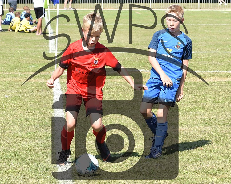 Wells City Blues v Bridport U9's00058