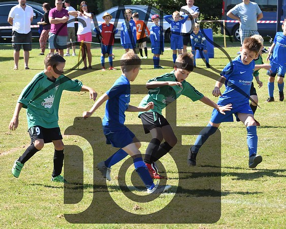 Wells City Colts v Maiden Newton U9's00067
