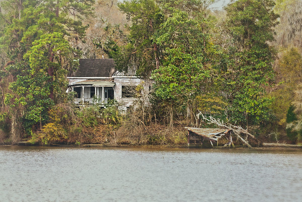 Old House on Ashley River