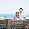 Couples photo session Folly Beach SC