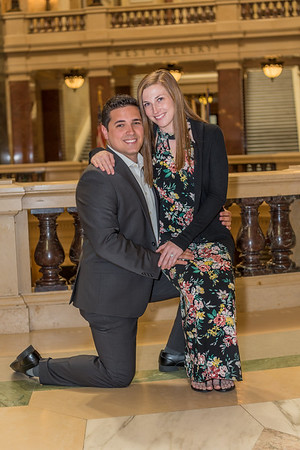 Janell and Mike Engagement 6 2018