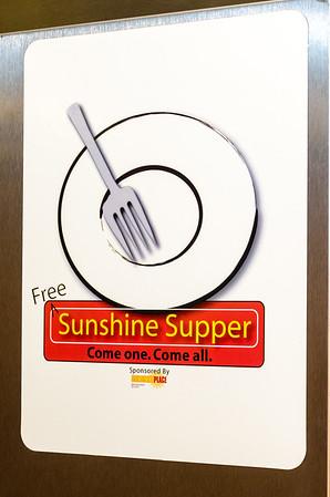 QBE Sunshine Dinner
