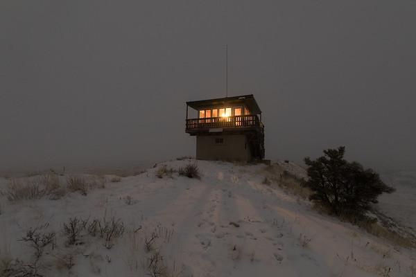 Diamond Butte Fire Lookout