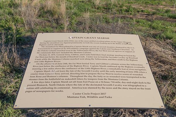 Grant Marsh Site 19