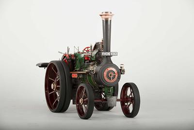 Steam Traction Engine-240114-028