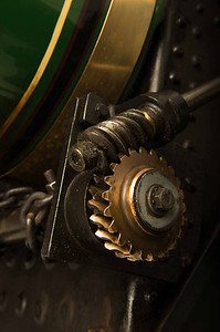 Steam Traction Engine-240114-086