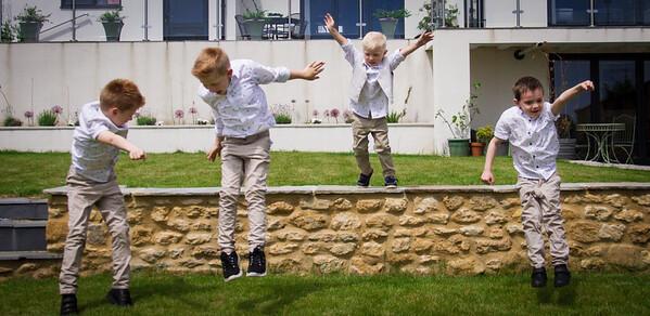 Chris and Martin Wedding Col bw Hires-173