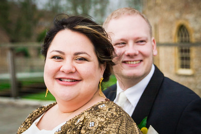 Kat and Geoff wedding