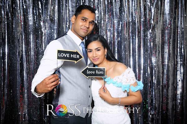 Elizabeth & Strasser's Wedding Photo Booth