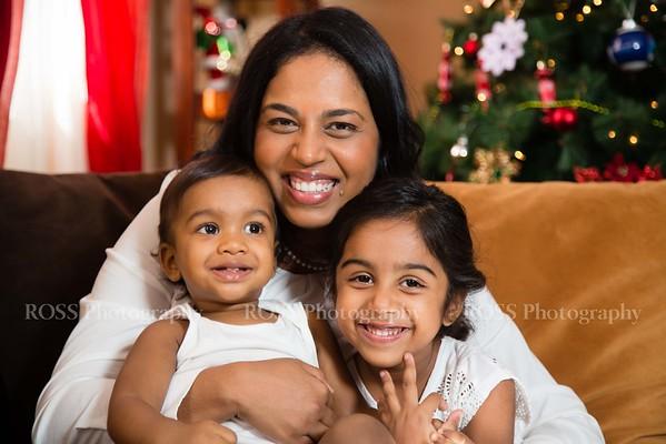Kamille Bhagwandass & Family