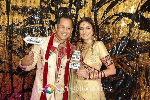 Shirlini & Ameen Photobooth