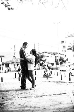 Andrea & Juan David