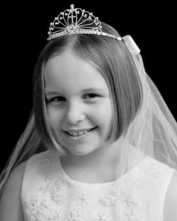 Carley - First Communion