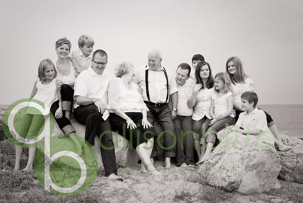 Kirby Family 2010