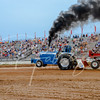 Montgomery County Ag Fair - Gaithersburg Fairgrounds, Monday's Premier event was the Tractor Pulling Contest