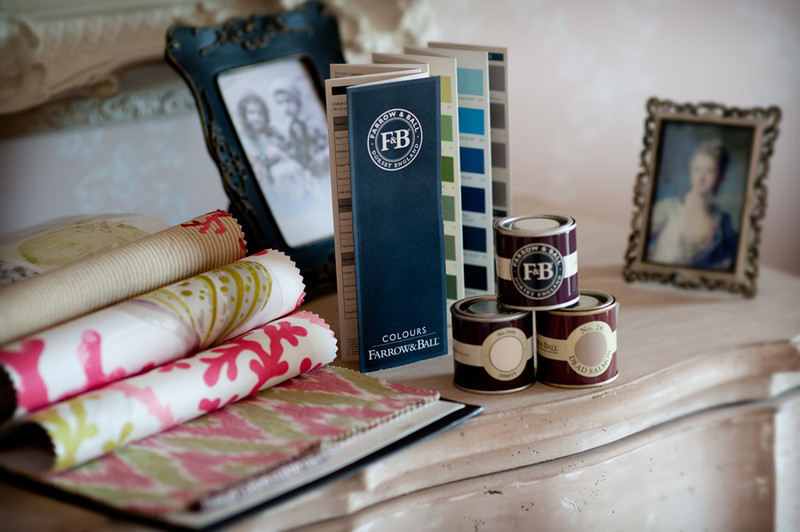 "All the Curtains, Bedthrows, Pelmets, Wallpaper, furniture, Lighting  and accessories shown,  including specialist suppliers of Farrow & Ball Paints, are available from Myra Ryall at Townhouse Interiors, No. 5 Main Street, Doneraile, Co. Cork. Phone 022 53272.  <a href=""http://www.townhouseinteriors.ie"">http://www.townhouseinteriors.ie</a>. Photo courtesy of Sean Jefferies Photography."