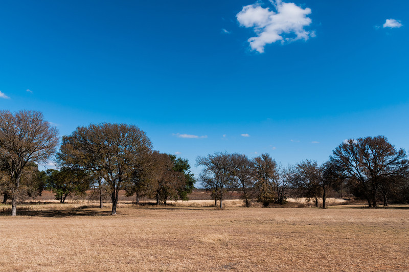 Field at Becker Vinyeards