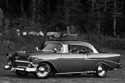 1956 Chevy Belaire Chevrolet