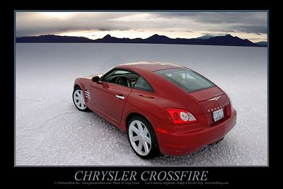 2005 Chrysler Crossfire Roadster