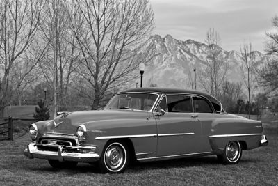 1954 Chrysler New Yorker Newport