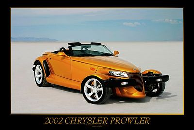 2002 Chrysler Prowler Inca Gold