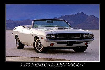 1970 Dodge Challenger Hemi R/T