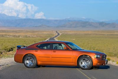 2006 Dodge Charger Hemi Daytona R/T Courtesy of Quality Dodge - Tooele, Utah