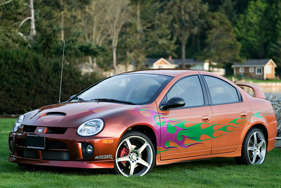 Custom Dodge Neon SRT-4