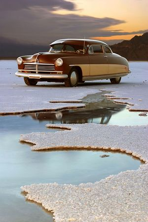 1949 Hudson Super Six Coupe