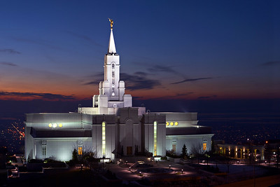 Bountiful Utah LDS Temple