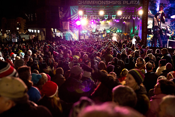 Michael Franti and Spearhead in Vail, CO