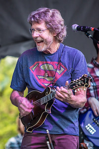 Sam Bush at Bonfire Block Party '17, Eagle, CO