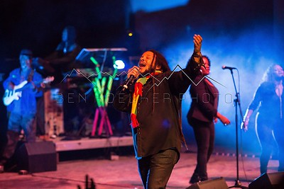 Stephen Marley, GoPro Mtn Games, Vail, CO