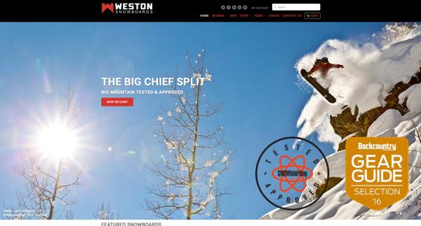 Weston Backcountry