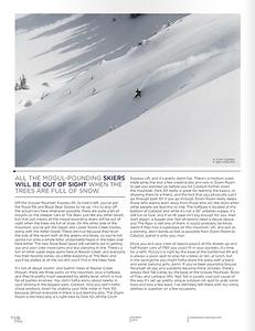 Snowboard Colorado, March 2012  rider: Kurt Olesek