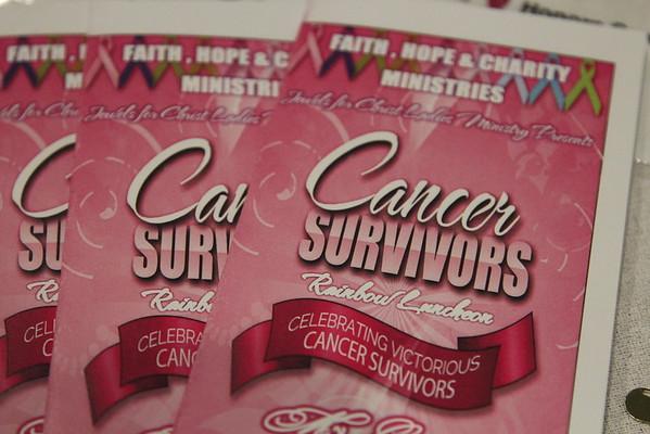 Cancer Survivors Luncheon 2015