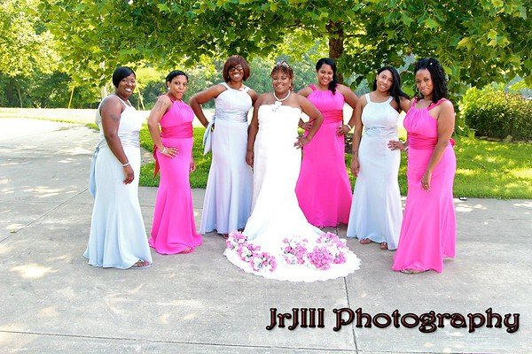 7-11-15 Bridal Party