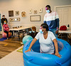 African American midwives teach moms-to-be about labor and what to expect during delivery