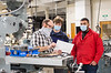 community colleges deal with pandemic