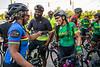 John Lewis memorial bike ride on the anniversary of his death.