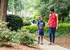 Friends and families are having tough conversations about race, equality and police brutality in the wake of nationwide riots and days of protesting.  Cade Crockwell, 5, and his mother Monica Langley talk Tuesday, June 9, 2020.  (Jenni Girtman for The Atlanta Journal-Constitution)