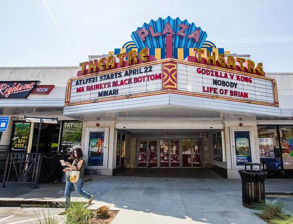 Plaza Theatre covid precautions