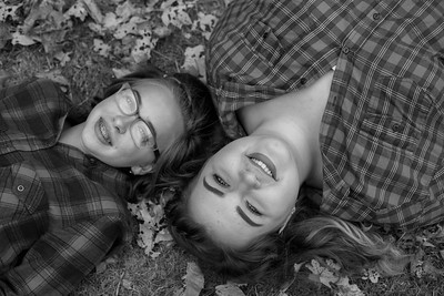 The Marden Girls in Black and White-36