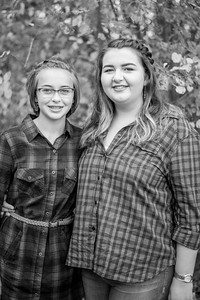 The Marden Girls in Black and White-13